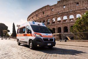 Ambulanza privata Roma e provincia