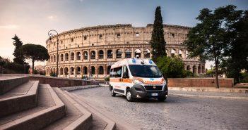 Azienda ambulanze private Roma